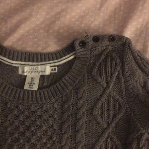 H&M Sweaters - Cable knit sweater